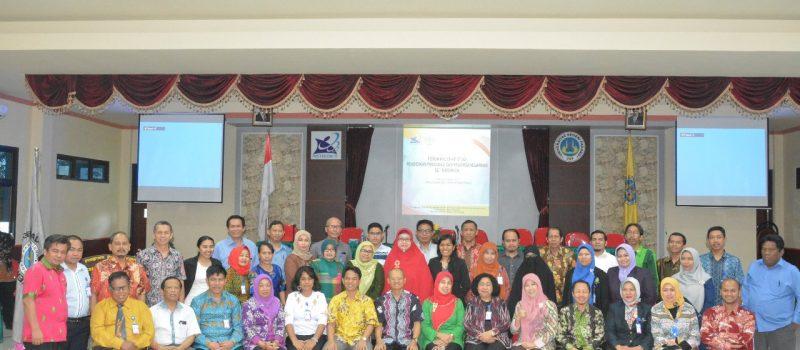 Program Studi Magister PPKn STKIP Arrahmaniyah Depok mengikuti pertemuan Forum Pimpinan Prodi PPKn Se-Indonesia