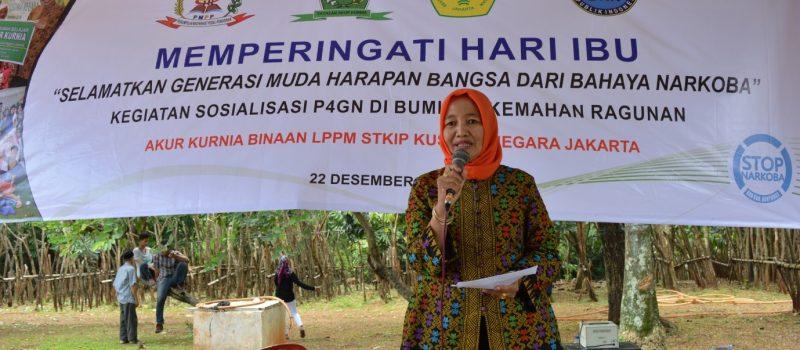Kaprodi Pasca Sarjana PPKn Memenuhi Undangan Kegiatan Sosial di Yayasan Akur Kurnia, Cililitan, Jakarta